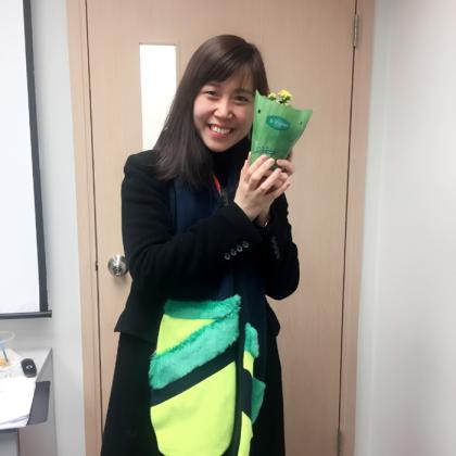 Genie Li (Program Manager)